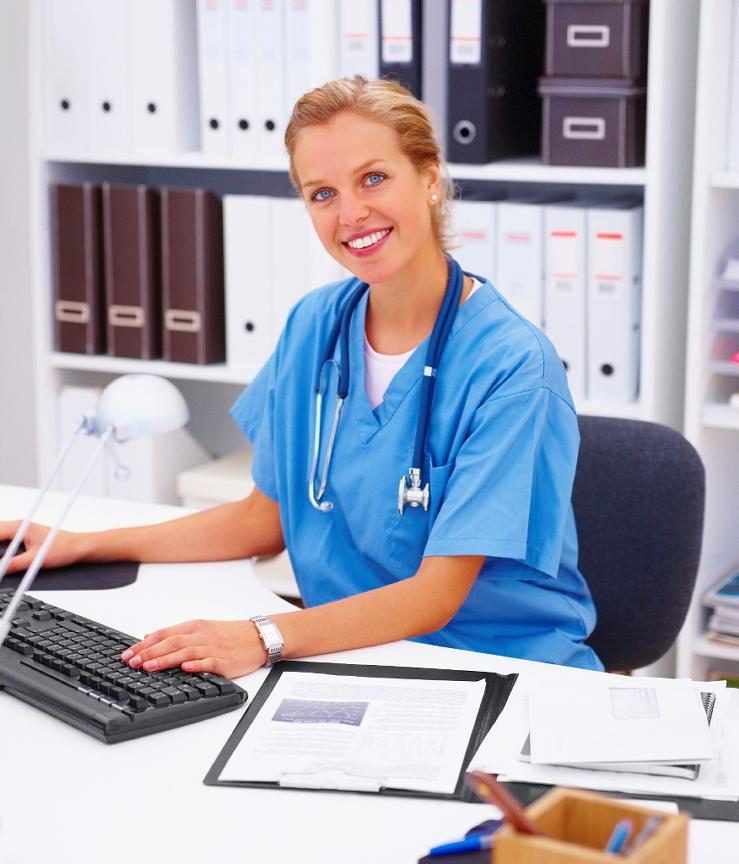 medical assisting job