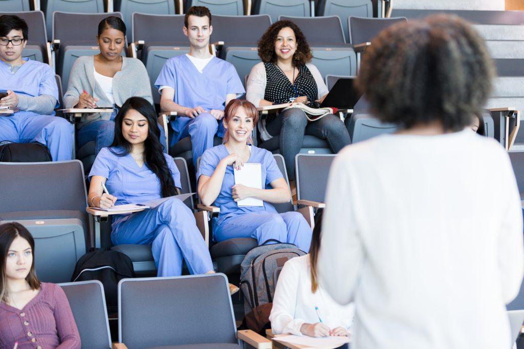 Licensed practical nurse training