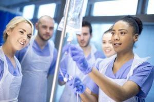 Nurse training